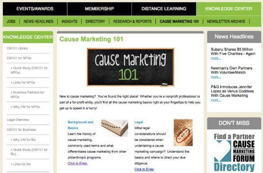 Porque o site do Fórum de Marketing