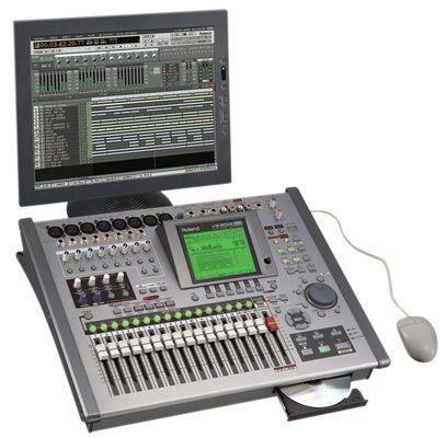 Um sistema de estúdio-in-a-box contém tudo que você precisa para fazer grandes gravações.