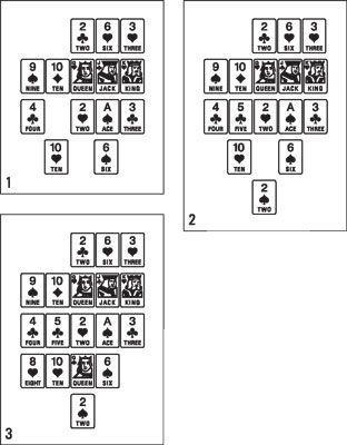 cartões-full-house
