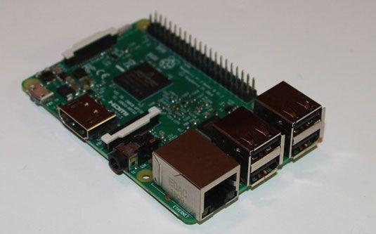 -electrónica de framboesa-pi-3